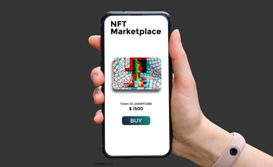 5 Top Marketplace untuk Jual NFT Art